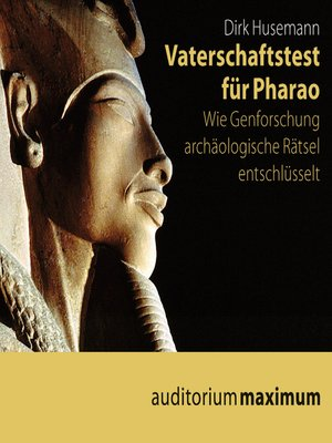 cover image of Vaterschaftstest für Pharao