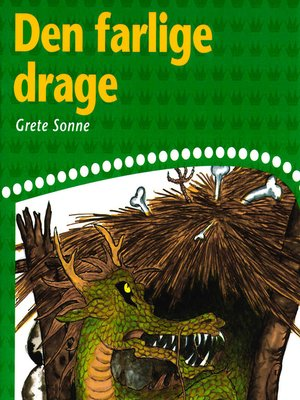 cover image of Den farlige drage