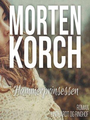 cover image of Hammerprinsessen