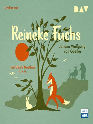 cover image of Reineke Fuchs (Hörspiel)