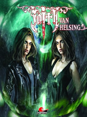 cover image of Faith--The Van Helsing Chronicles, Folge 46