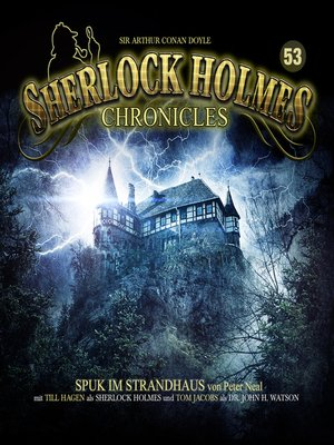 cover image of Sherlock Holmes Chronicles, Folge 53