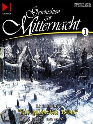 cover image of Geschichten zur Mitternacht, Folge 1