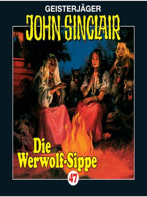 cover image of John Sinclair, Folge 47