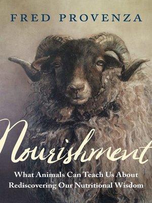 cover image of Nourishment