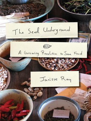 cover image of The Seed Underground