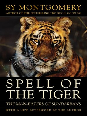 cover image of Spell of the Tiger