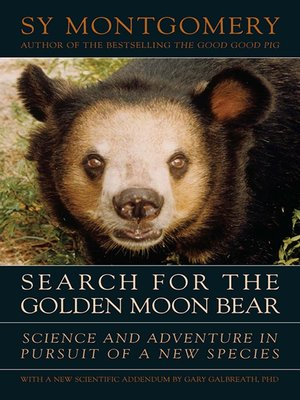 cover image of Search for the Golden Moon Bear