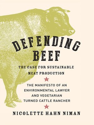 cover image of Defending Beef