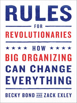 cover image of Rules for Revolutionaries