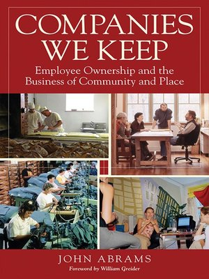 cover image of Companies We Keep