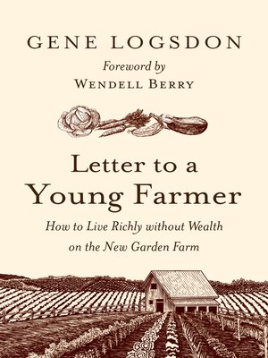 cover image of Letter to a Young Farmer