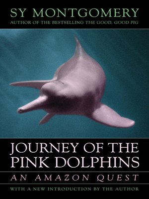 cover image of Journey of the Pink Dolphins
