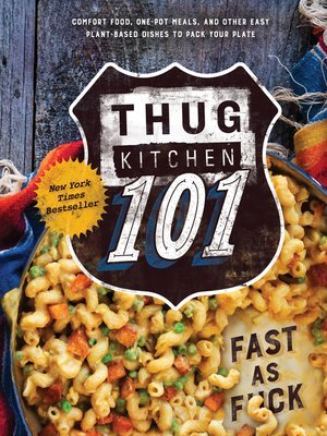 cover image of Thug Kitchen 101