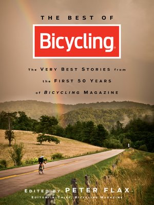 cover image of The Best of Bicycling