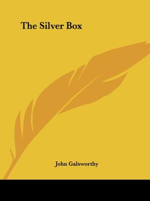 cover image of The Silver Box