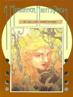 cover image of A Midsummer's Night Dream