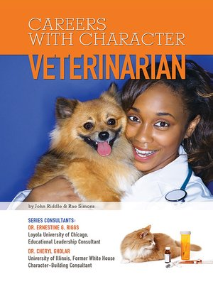 cover image of Veterinarian