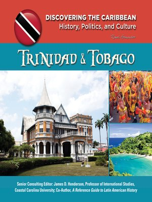 cover image of Trinidad & Tobago