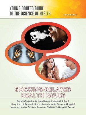 cover image of Smoking-Related Health Issues