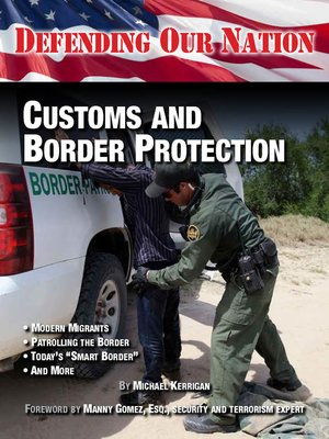 cover image of Customs and Border Protection