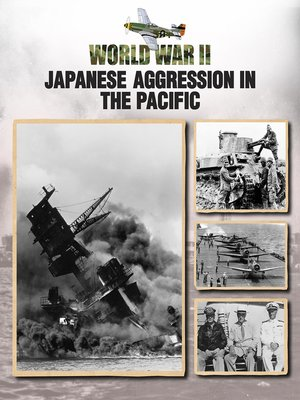 cover image of Japanese Aggression in the Pacific