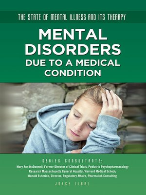 cover image of Mental Disorders Due to a Medical Condition