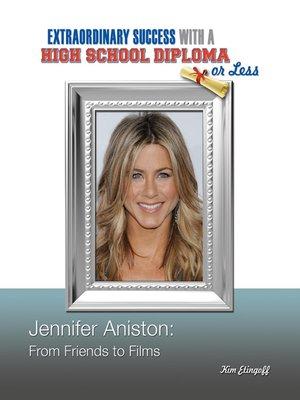 cover image of Jennifer Aniston