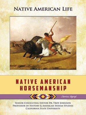 cover image of Native American Horsemanship