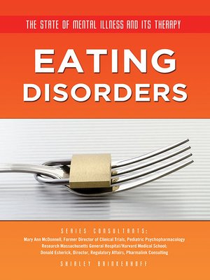 cover image of Eating Disorders