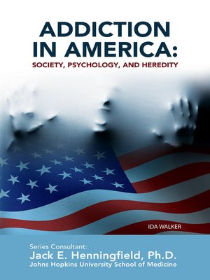 cover image of Addiction in America