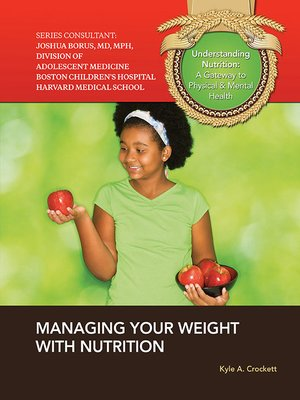 cover image of Managing Your Weight with Nutrition