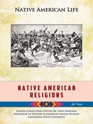 cover image of Native American Religions