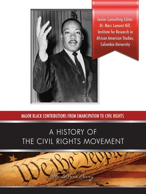 cover image of A History of the Civil Rights Movement