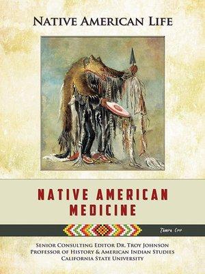 cover image of Native American Medicine