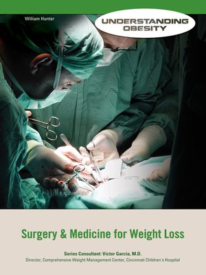 cover image of Surgery & Medicine for Weight Loss