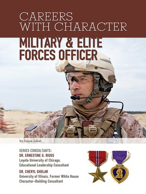 cover image of Military & Elite Forces Officer