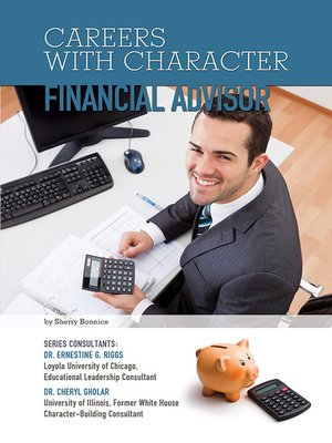 cover image of Financial Advisor