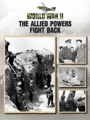 cover image of The Allied Powers Fight Back