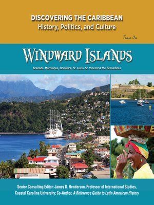 cover image of Windward Islands