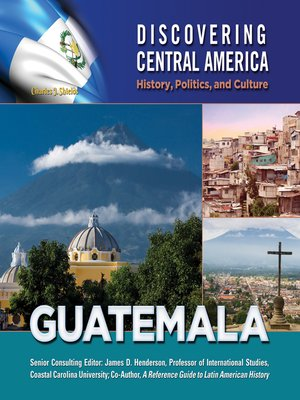 cover image of Guatemala