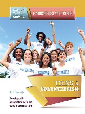 cover image of Teens & Volunteerism