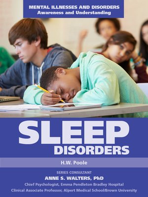 cover image of Sleep Disorders
