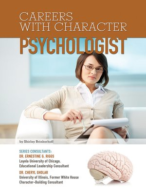 cover image of Psychologist