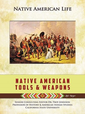 cover image of Native American Tools and Weapons