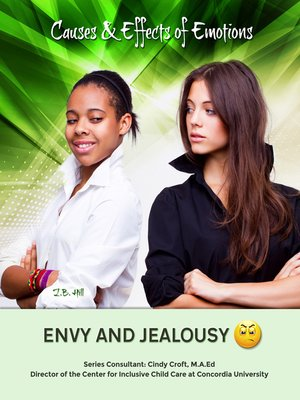 cover image of Envy and Jealousy