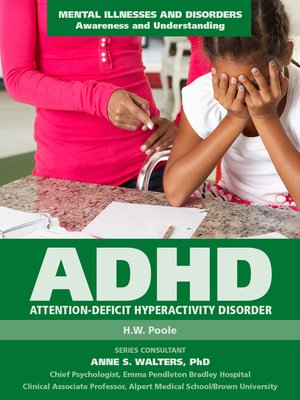 cover image of Attention Deficit Hyperactivity Disorder