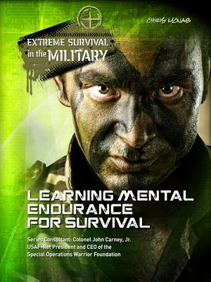 cover image of Learning Mental Endurance for Survival