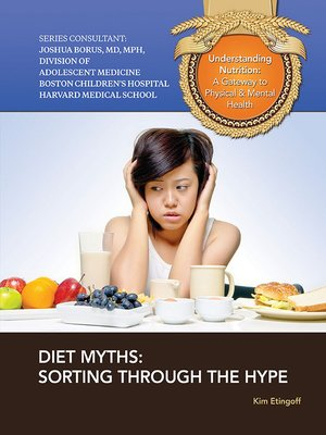 cover image of Diet Myths