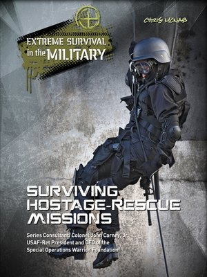 cover image of Surviving Hostage Rescue Missions